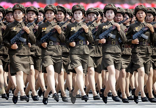 Inside North Korea's 'Honey Trap' Female Spy Network