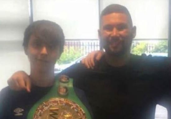 Mum Reveals Amazing Story Of How Tony Bellew 'Saved Her Son's Life'