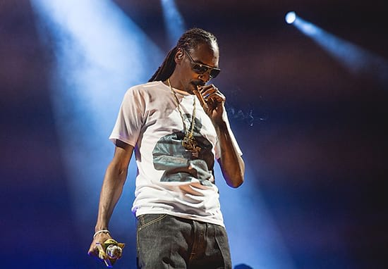 Snoop Dogg Reveals The First Person He Ever Smoked A Blunt With