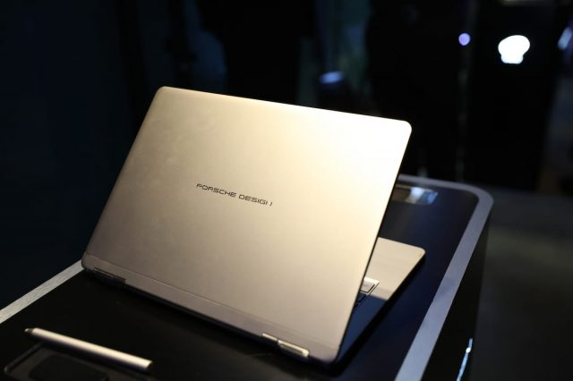 Porsche Design Book One Laptop – A Combination Of Power And Aesthetics