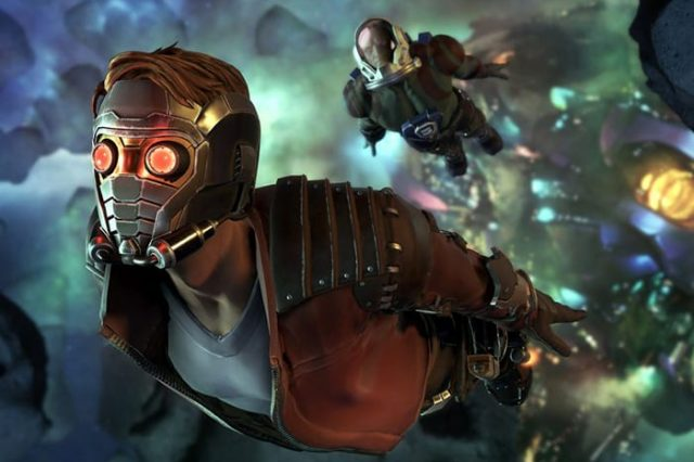 Telltale's Guardians Of The Galaxy Gets Stellar Voice Actors