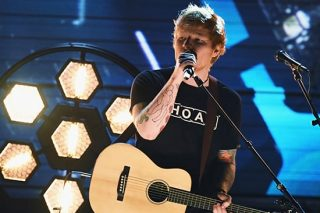 Ed Sheeran Has Hilarious Reaction To Baby Who Looks Just Like Him