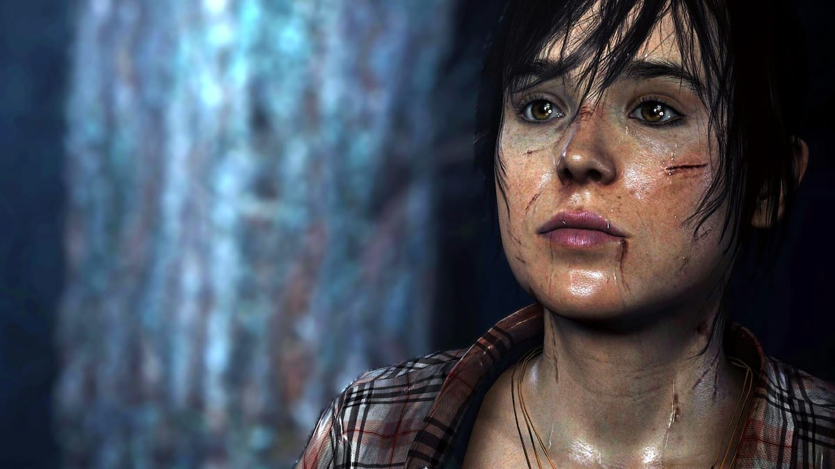 20 Massive Actors Whove Appeared In Video Games 1231 beyond two souls ellen page wallpaper