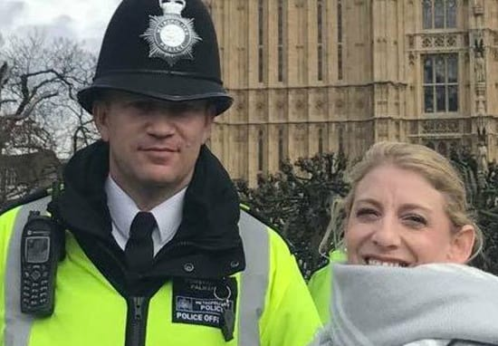 The Final Photo Of Heroic Cop Keith Palmer Has Emerged