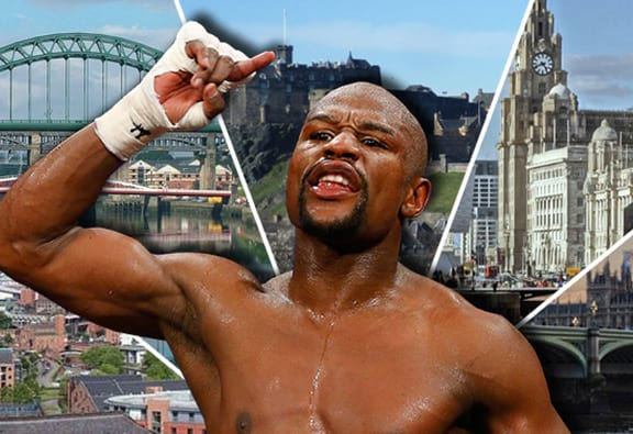 Floyd Mayweather Reveals Surprising Favourite Place In The World To Party