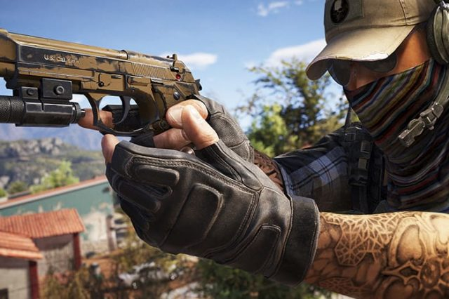 Fantastic Weapons And Where To Find Them In Ghost Recon Wildlands