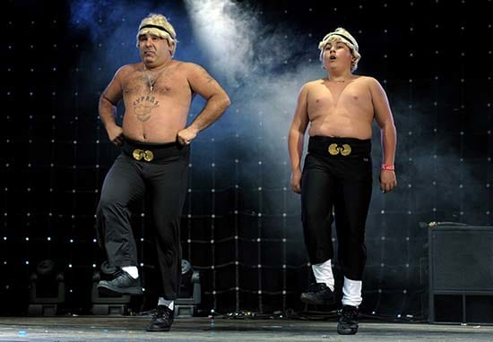 Stavros Flatley Kid Arrested After Shocking Discovery Made In His Flat