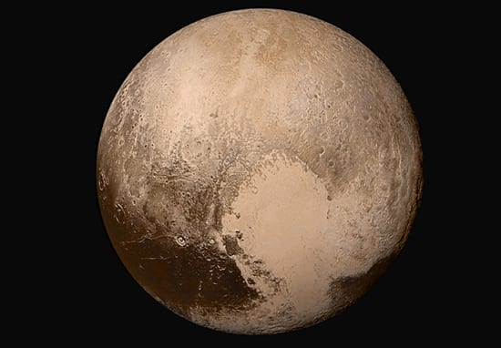 Shocking New Data Shows Alien Life Could Already Exist On Pluto