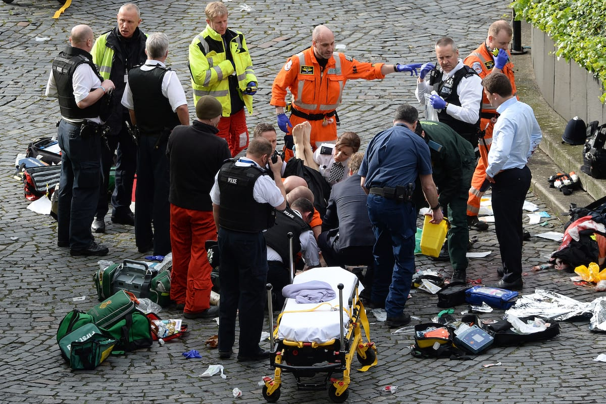 London Parliament Terrorist Attack: Islamic Terrorism Link Probed, 7 Arrested