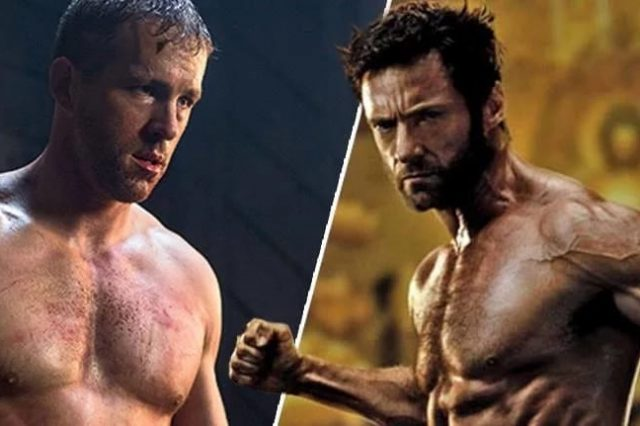 Ryan Reynolds Brilliantly Trolls Hugh Jackman's Picture With Fans