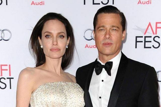 Fears For Brad Pitt As He's Pictured Looking Unrecognisable Following Divorce