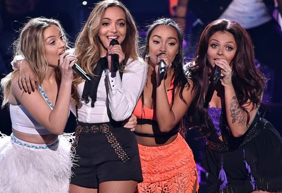 Little Mix Criticised For Being 'Too Raunchy' During Kids Choice Awards Performance
