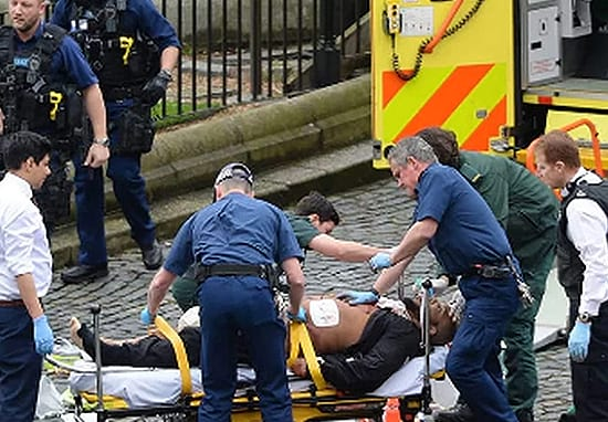 Terrorist's Chilling Final Words To Hotel Staff Before Westminster Attack