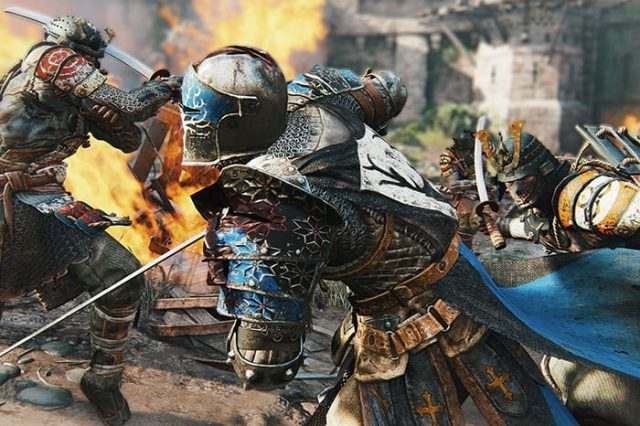 Ubisoft Respond To Concerns Over For Honor's Loot System