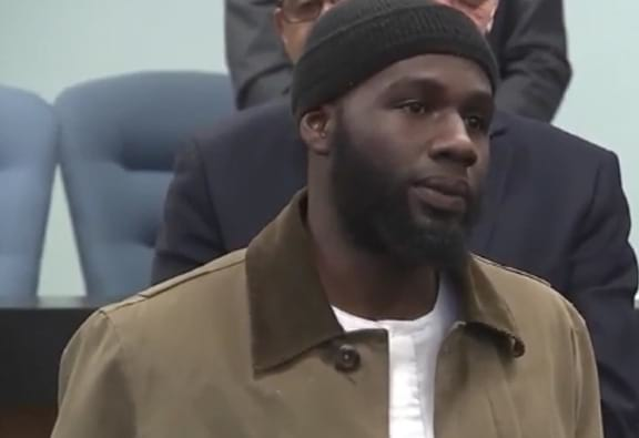 Guy Who Broke Up Fight Between Teens In Middle Of Street Honoured By City