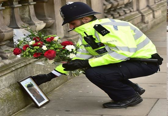 Muslim Community Raise Thousands In One Hour In Support Of PC Keith Palmer's Family