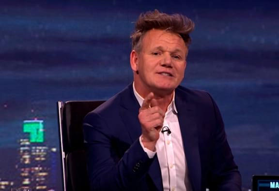 Gordon Ramsay Has Finally Spoken Out About The Pineapple On Pizza Debate