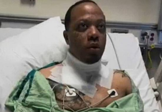 Man Lucky To Be Alive After Freak Accident While iPhone Charged Overnight