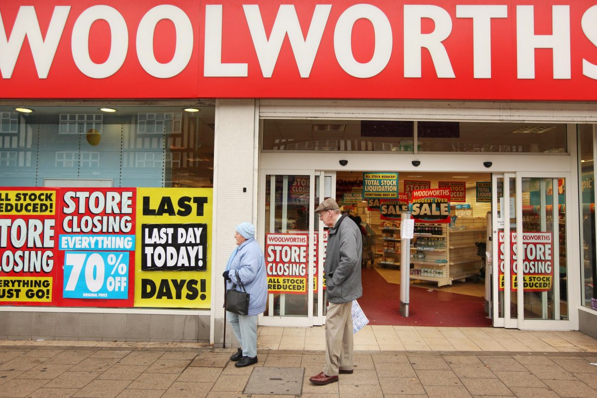 Woolworths Is Preparing A Shock Comeback To UK High Streets