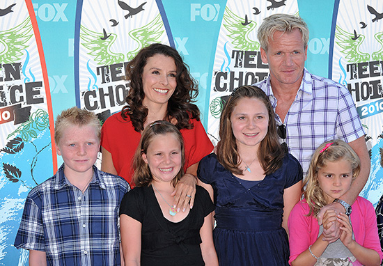 Gordon Ramsay Reveals Why His Kids Won't Get A Penny Of His Huge Fortune