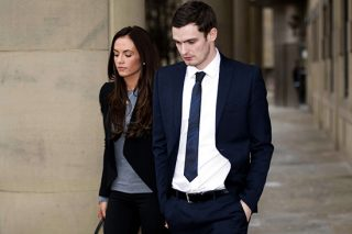 Adam Johnson's Girlfriend Has Finally Left Him, For Another 'Jailbird' Footballer