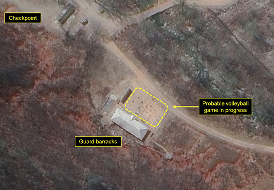 Satellite Images Show Something Seriously Weird At North Korea's Nuclear Test Site