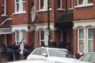 Police Filmed Shooting A Woman In London Terror Raids